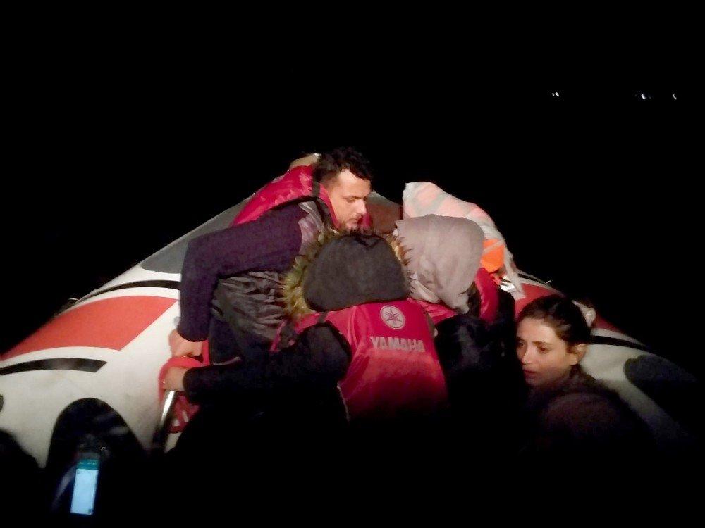Muğla Ve Aydın'da 64 Düzensiz Göçmen Yakalandı