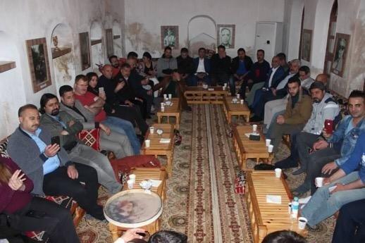 Cizre Tso Başkanı Sefinç, Türsab Heyetini Ağırlayıp Şehri Tanıttı