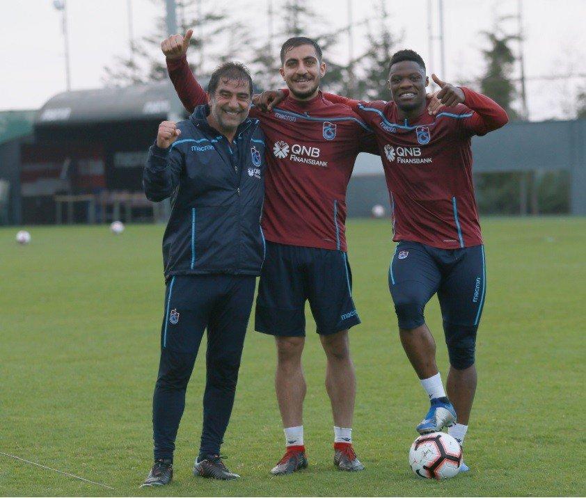 Trabzonspor'un Yeni Transferleri Yüzleri Güldürdü