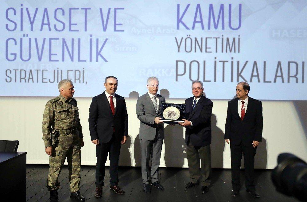 Uluslararası Kamu Yönetimi Sempozyumu Başladı