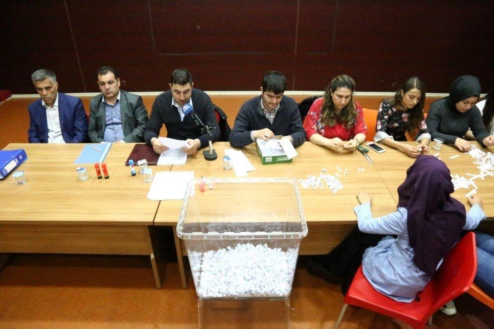 Belediye Bünyşesinde Çalışacak İşkur Elemanları Kurayla Belirlendi