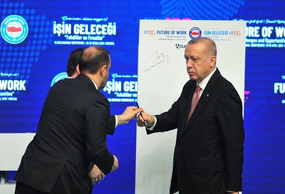 """Cumhurbaşkanı Erdoğan: """"Bu Mücadeleyi Sonuna Kadar Vereceğiz"""""""
