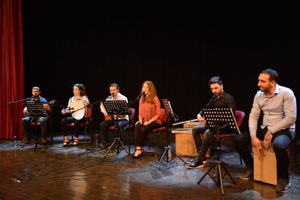 Anadolu Renkleri Konseri Gerçekleşti