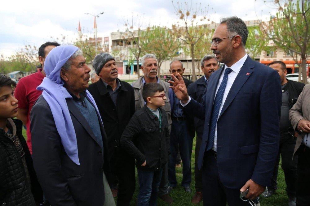 Eyyübiye'de Kaçak Yapılar Yıkılacak