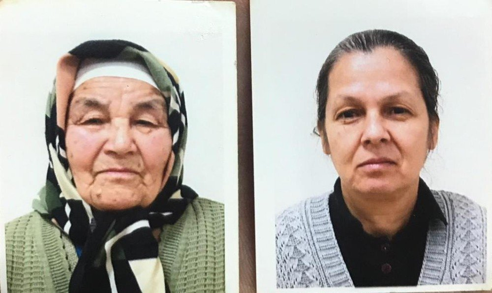 Anne-kız Birlikte Yaşadıkları Evde Ölü Bulundu