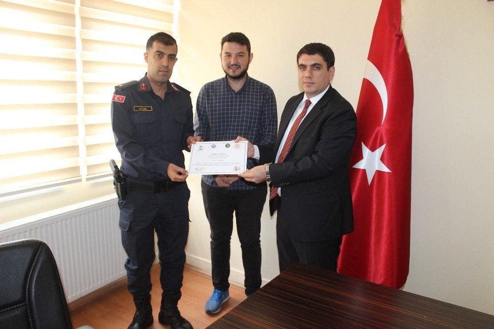 Göynücek'te Polis Ve Jandarmalara İha Eğitimi
