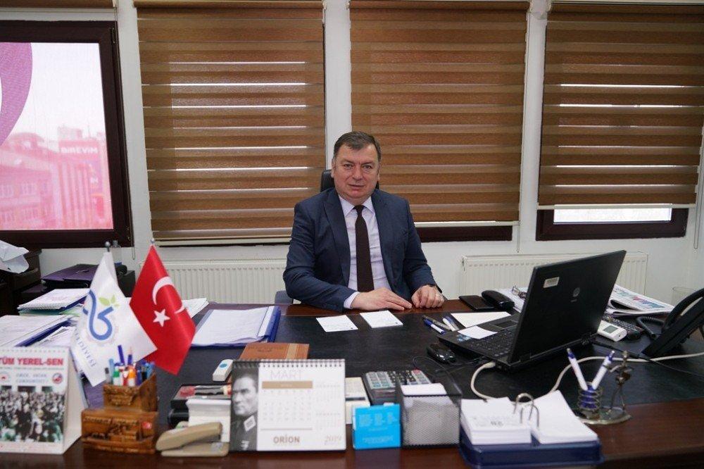 Çorlu Belediyesinin Yeni Başkan Yardımcıları Göreve Başladı