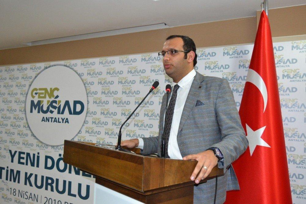 Genç Müsiad Antalya, Yeni Dönem Yönetim Kurulu Lansmanını