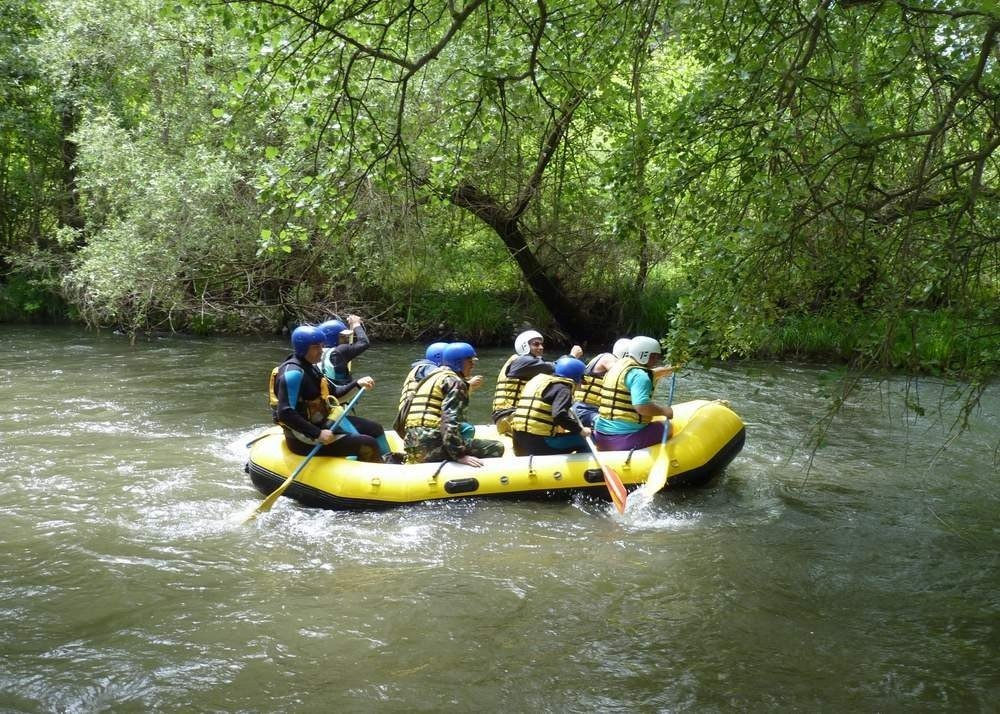 Keles'e Rafting Parkuru