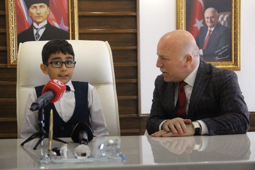 Erzurum Büyükşehir Belediye Başkanı'ndan K7a Talimatı