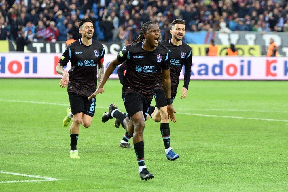 Hugo Rodallega, Kariyerinin En Golcü Dönemini Trabzonspor'da Yaşıyor