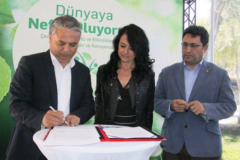 Muratpaşa Belediyesi'nden Akdeniz Foku İçin İşbirliği