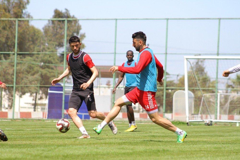 Hatayspor, Adanaspor Maçı Hazırlıklarına Başladı