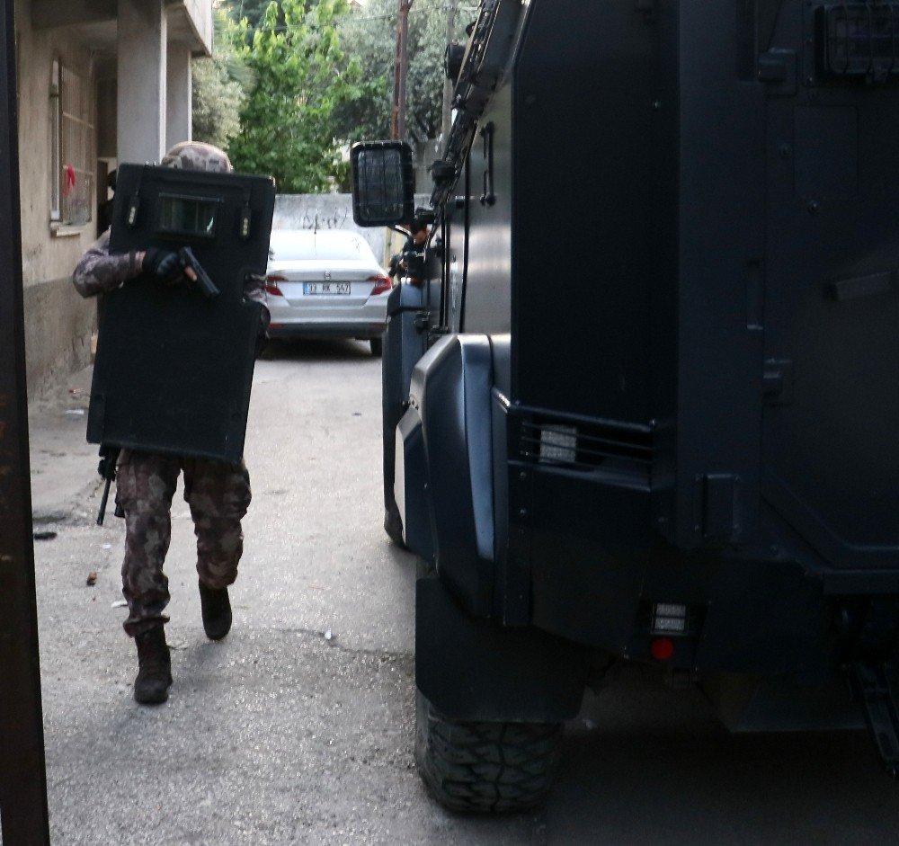 Adana'da Pkk Operasyonu: 5 Gözaltı