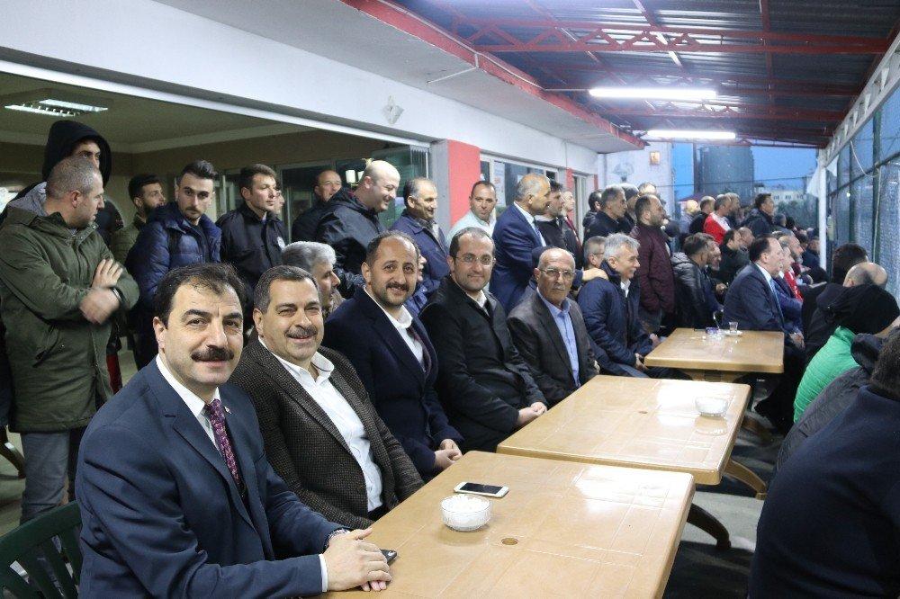 Akçaabat Belediyesi'nden Kurumlar Arası Futbol Turnuvası