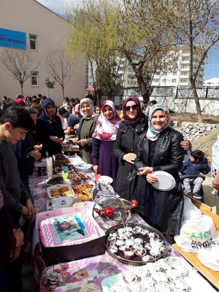 Van'da '23 Nisan Festivali'