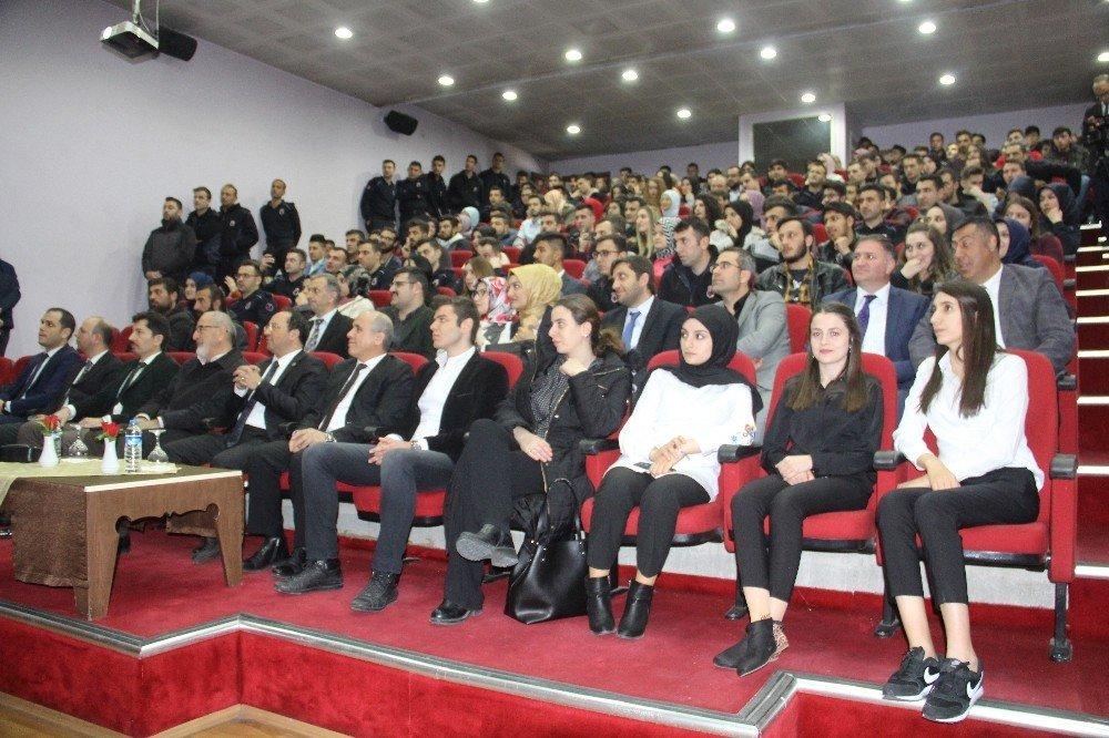 Ceza İnfaz Güvenlik Hizmetleri Bölümü Öğrencileri Bilgide Yarıştı