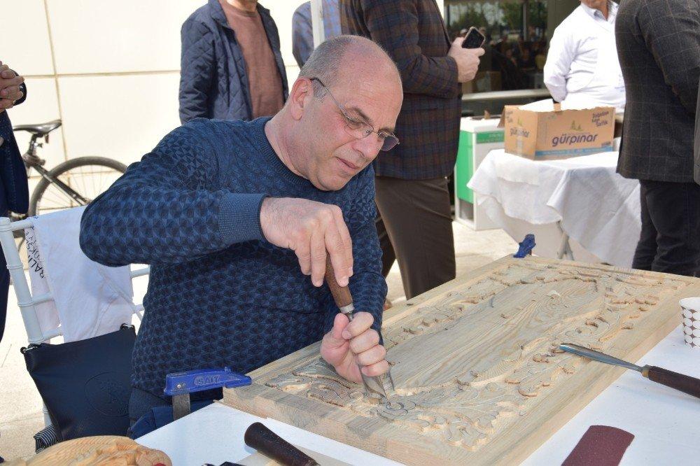 Balmek'in Yıl Sonu Sergisi Açıldı
