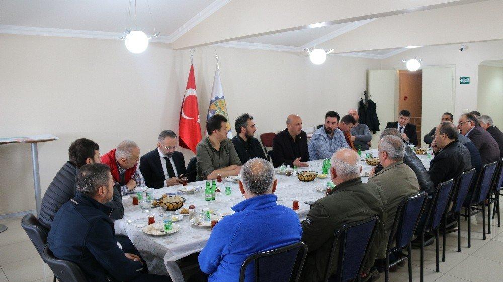 Bartın Tso Müşterek Meslek Komiteleri Toplantısı Yapıldı.