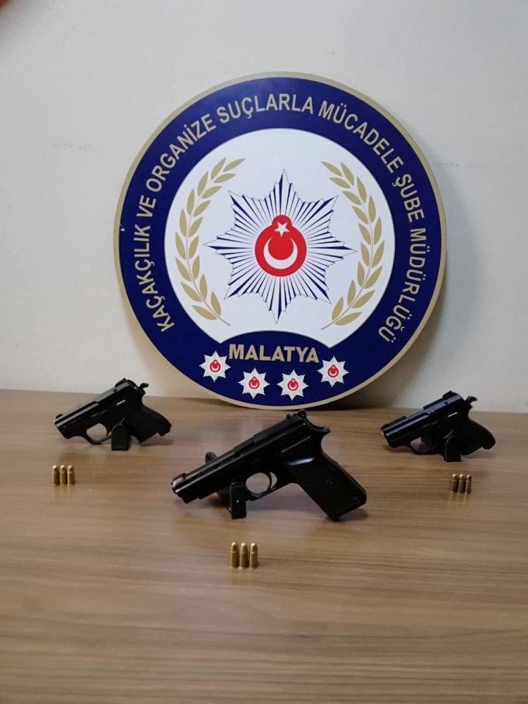 Malatya'da Kaçakçılık Operasyonu: 7 Gözaltı
