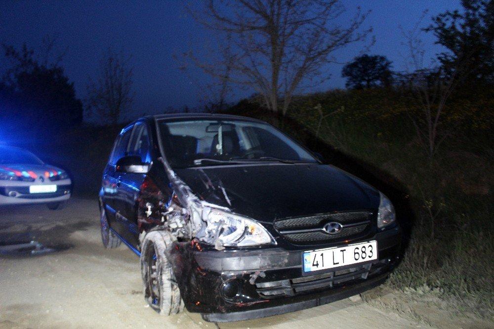 Kocaeli'de Feci Kaza: 5 Yaralı