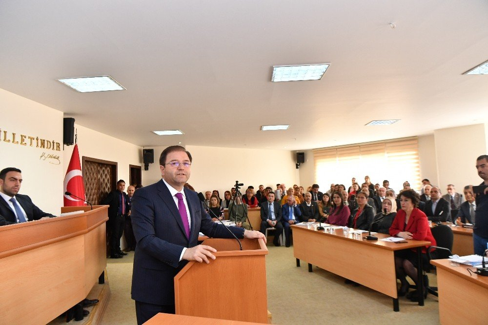 Maltepe Belediyesi'nin 2018 Yılı Faaliyet Raporu Kabul Edildi