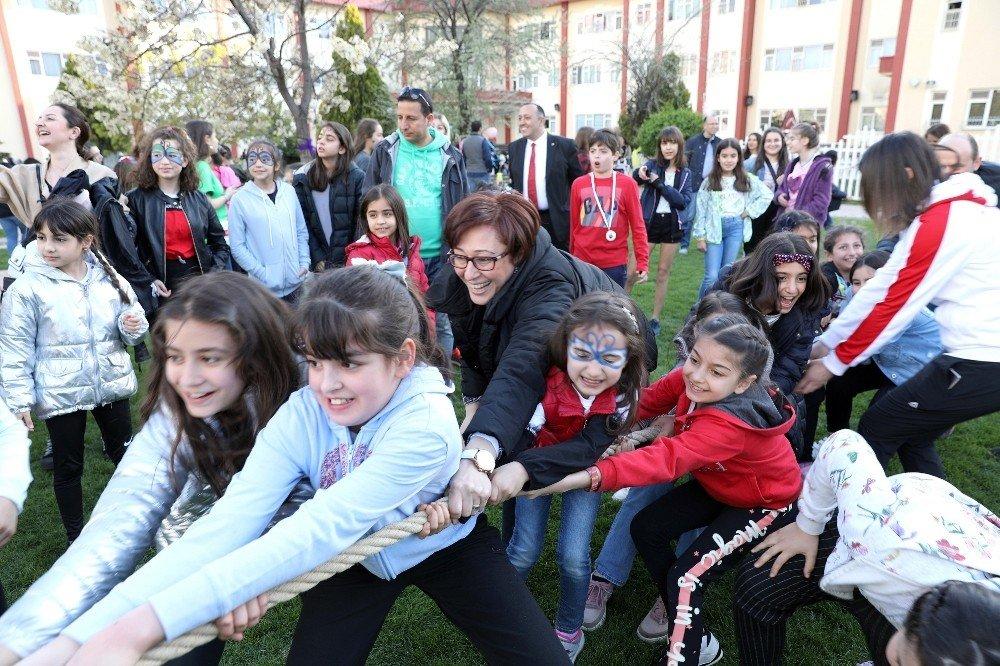 Sanko Okullarında Büyük 23 Nisan Coşkusu