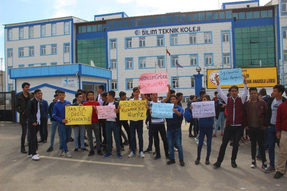 Kapatılan Özel Okul İçin Kayyum Talebi