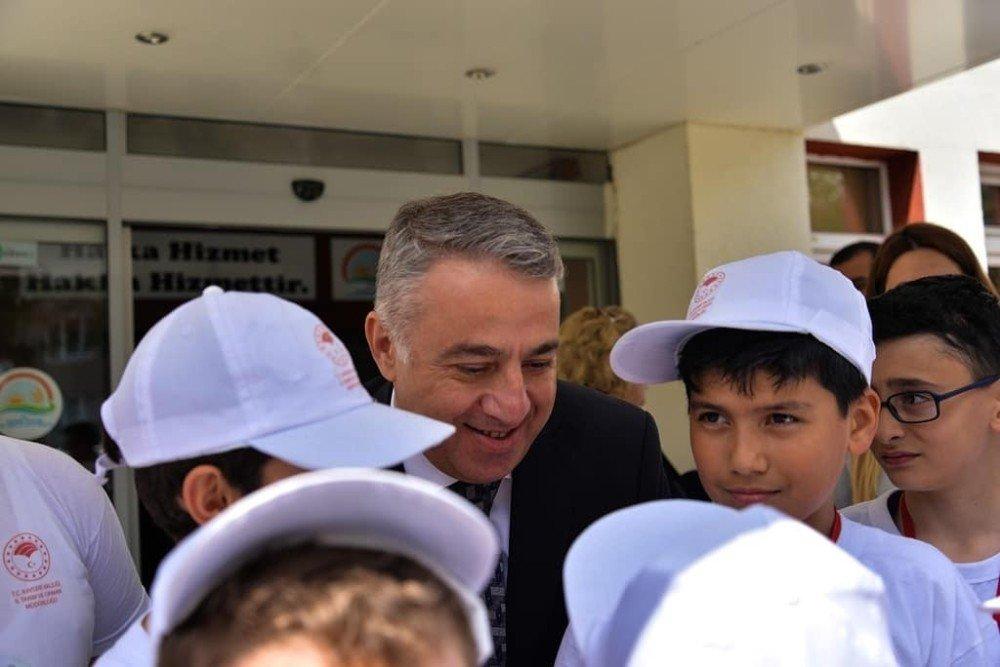 2019 Yılı Lider Çocuk Tarım Kampında Çocuklar Hem Eğlendi Hem Öğrendi