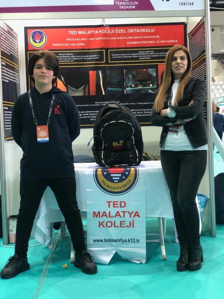 Ted Malatya Türkiye Finallerinde