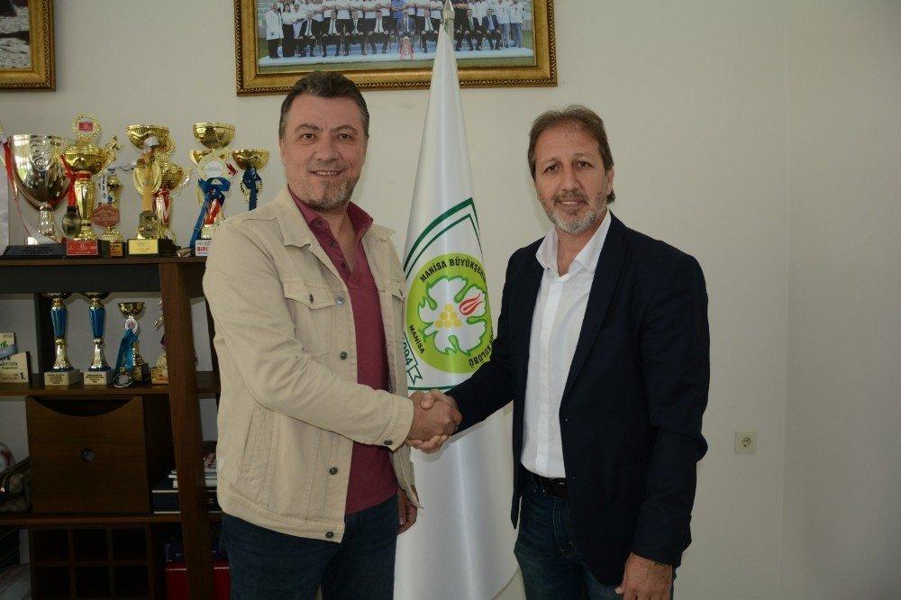 Manisa Büyükşehir Belediyespor'da Taner Taşkın Dönemi