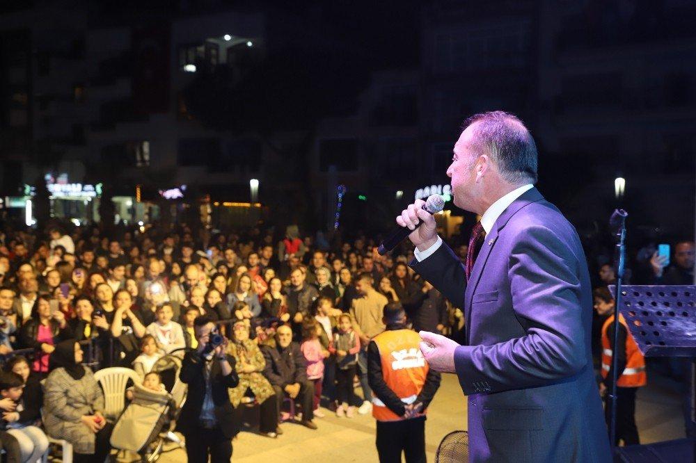 Turgutlu'da Bendeniz Rüzgarı