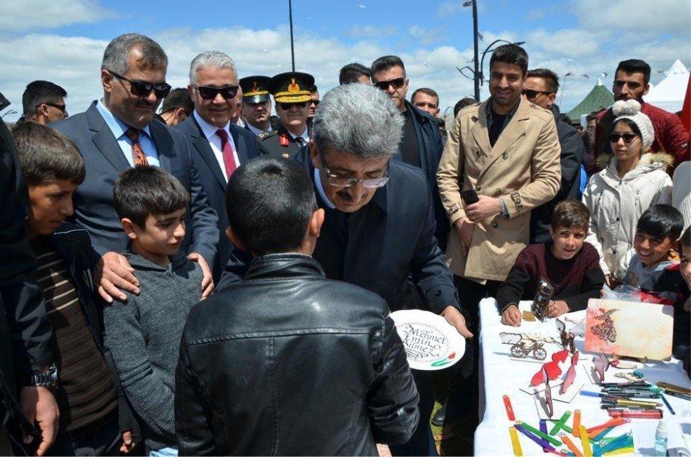 Çocukların '23 Nisan' Dayanışması