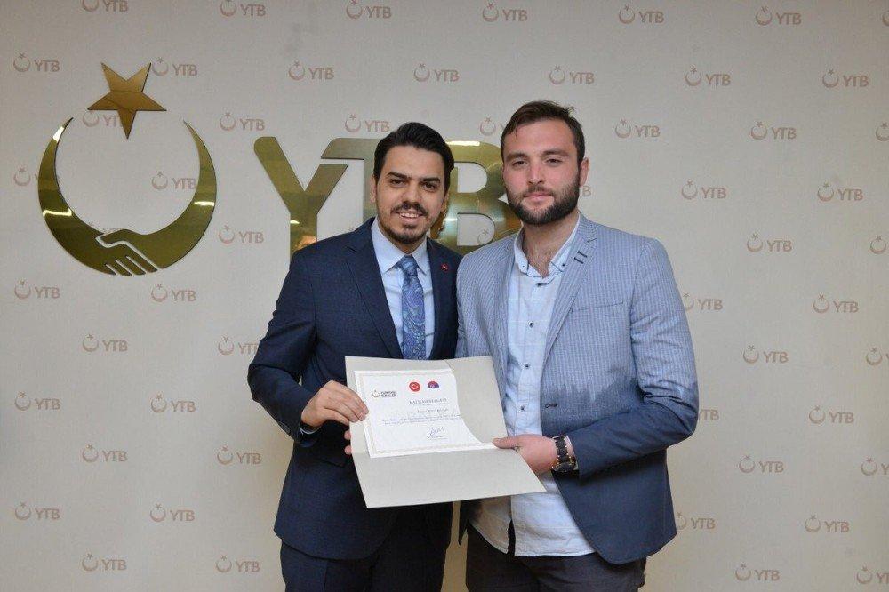 Sırbistan'dan Gelen Gençler Ytb'yi Ziyaret Etti