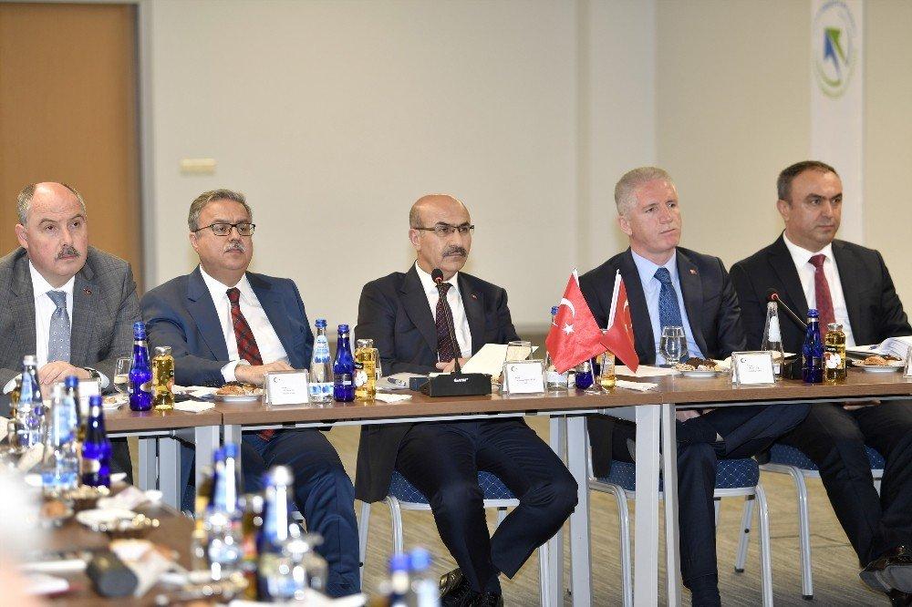 Düzensiz Göçe Yönelik Koordinasyon Kurulu Toplantısı