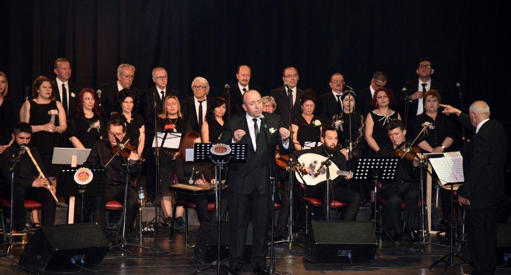Musiki Eğitim Merkezi Türk Sanat Müziği Konseri Gerçekleştirdi