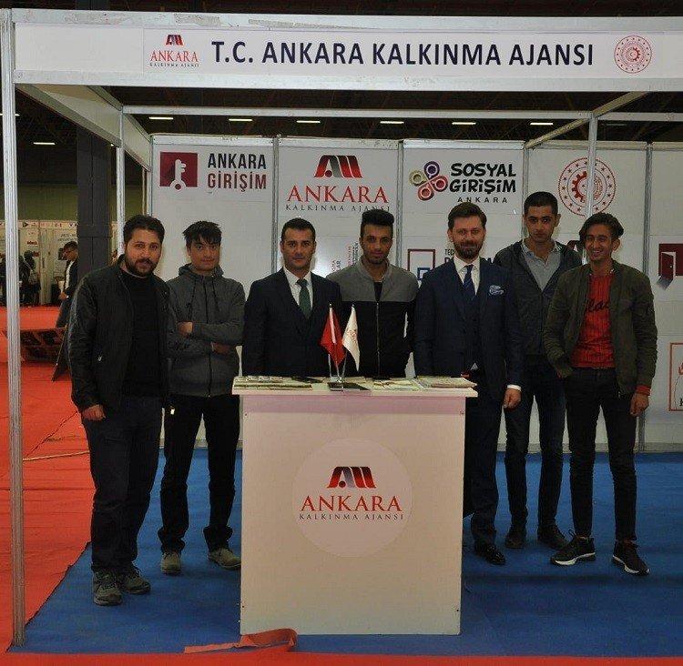 Ankara Kalkınma Ajansı Mekiif'19'da
