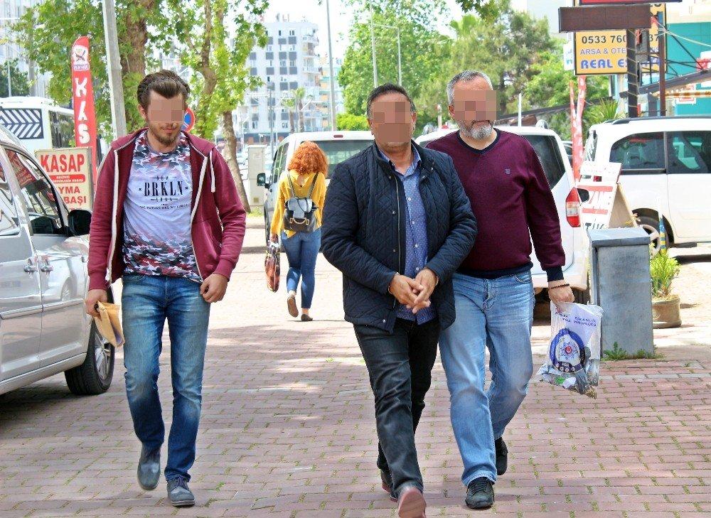 Kemer'de Suç Örgütü Operasyonu: 10 Gözaltı