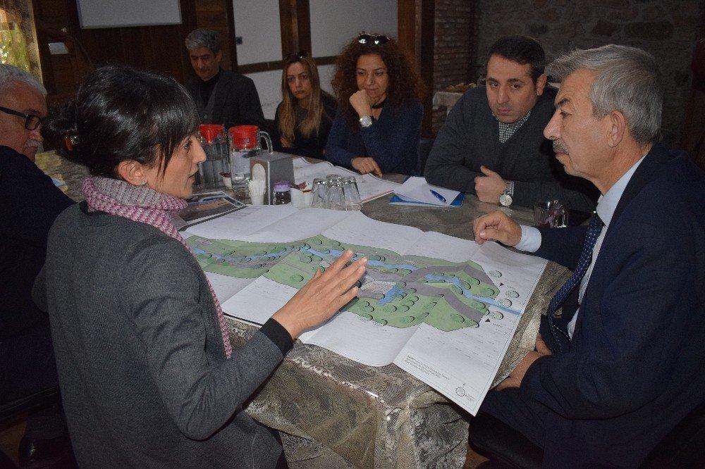 Arapgir'in Çehresini Değiştirecek Projede Sona Doğru