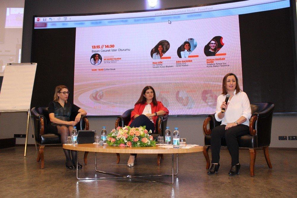Egiad'dan Ege'nin İlk 'Kadın Zirvesi'