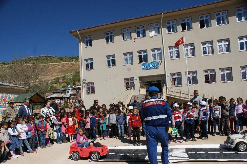 Çermik'te 5 Bin 238 Öğrenciye Trafik Eğitimi Verildi