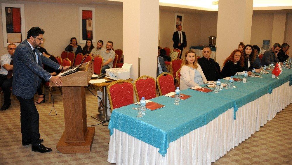 Aydın'da Antiterapi Çalıştayı Düzenlendi