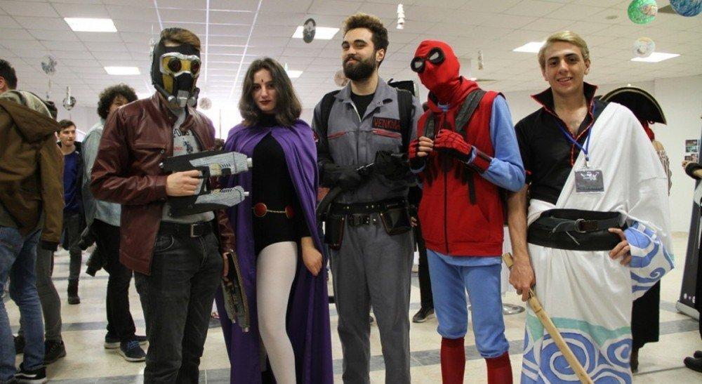 Dpü'de Çizgi Film Animasyon Festivali