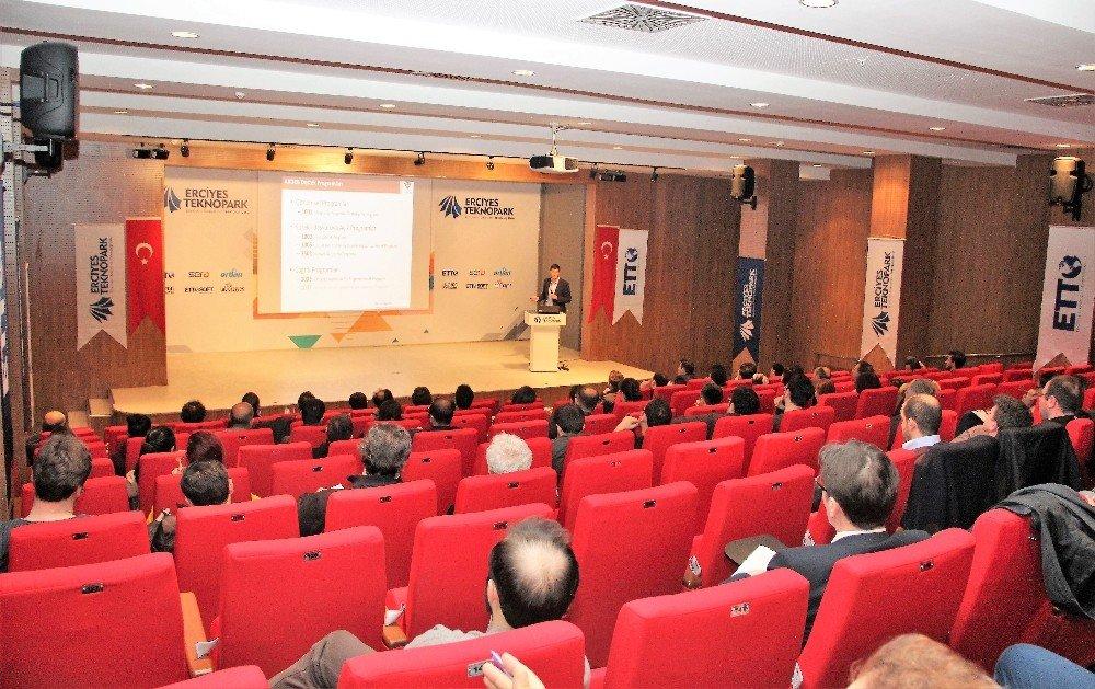 Erciyes Teknopark'ta Sosyal Beşeri Bilimler Alanında Çalışma Yapan Araştırmacılara Bilgi Günü Etkinliği Düzenlendi