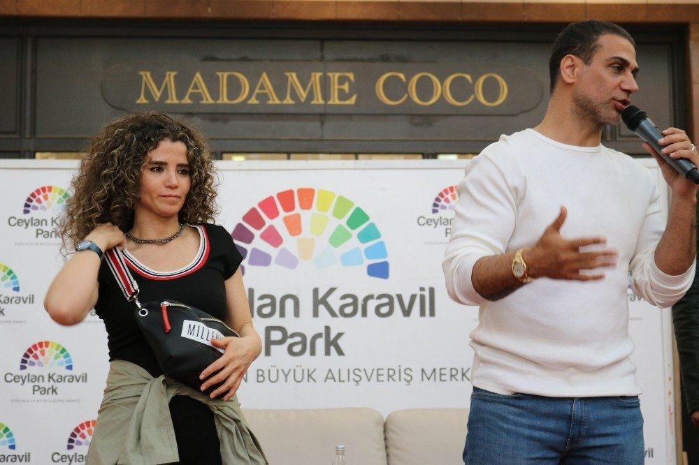 'O İş Bende' Filmi Oyuncuları Diyarbakır'da Hayranlarıyla Buluştu