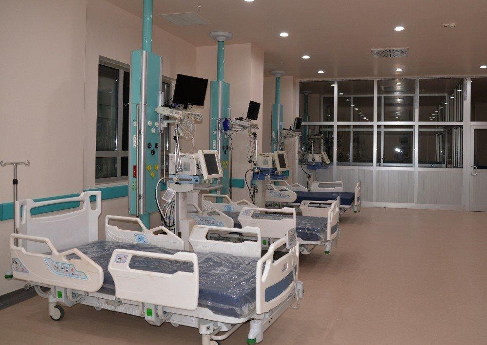 Fü Hastanesi'ne 27 Ülkeden 2 Bin 716 Kişi Tedavi İçin Geldi