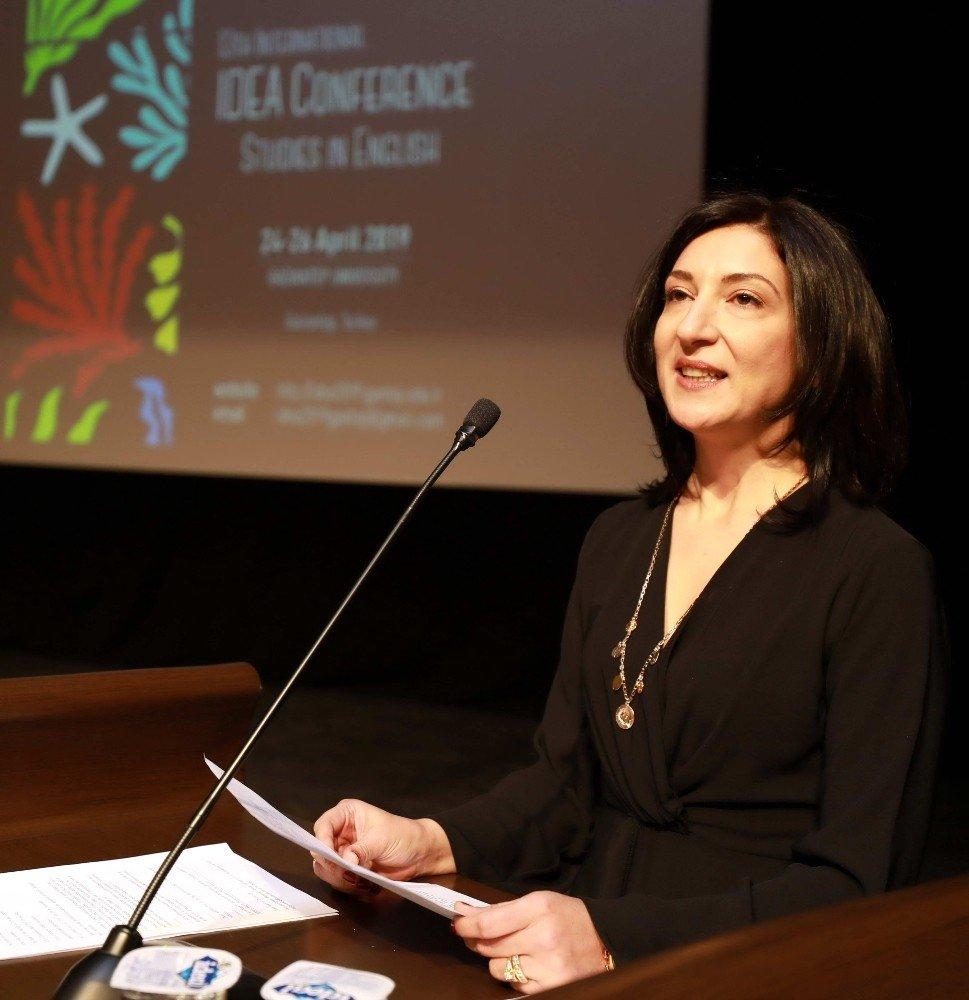 Gaün'de Uluslararası İngiliz Dili Ve Edebiyatı Araştırmaları Konferansı