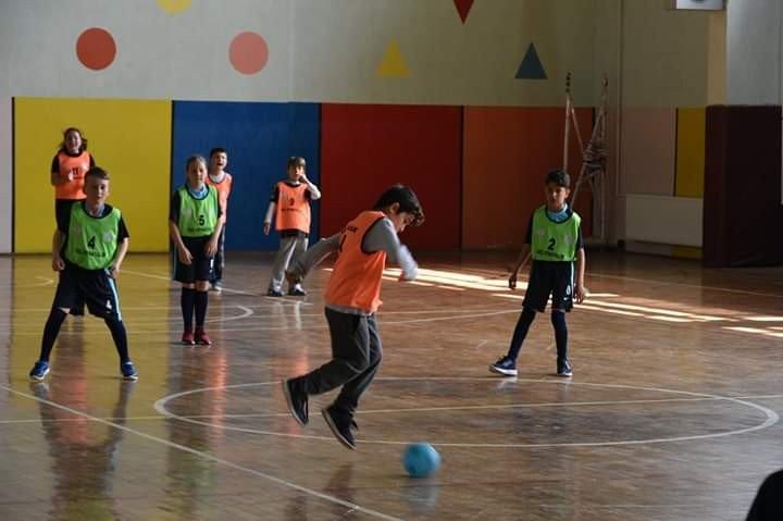 Geleneksel Çocuk Oyunları Susurluk Finali Yapıldı