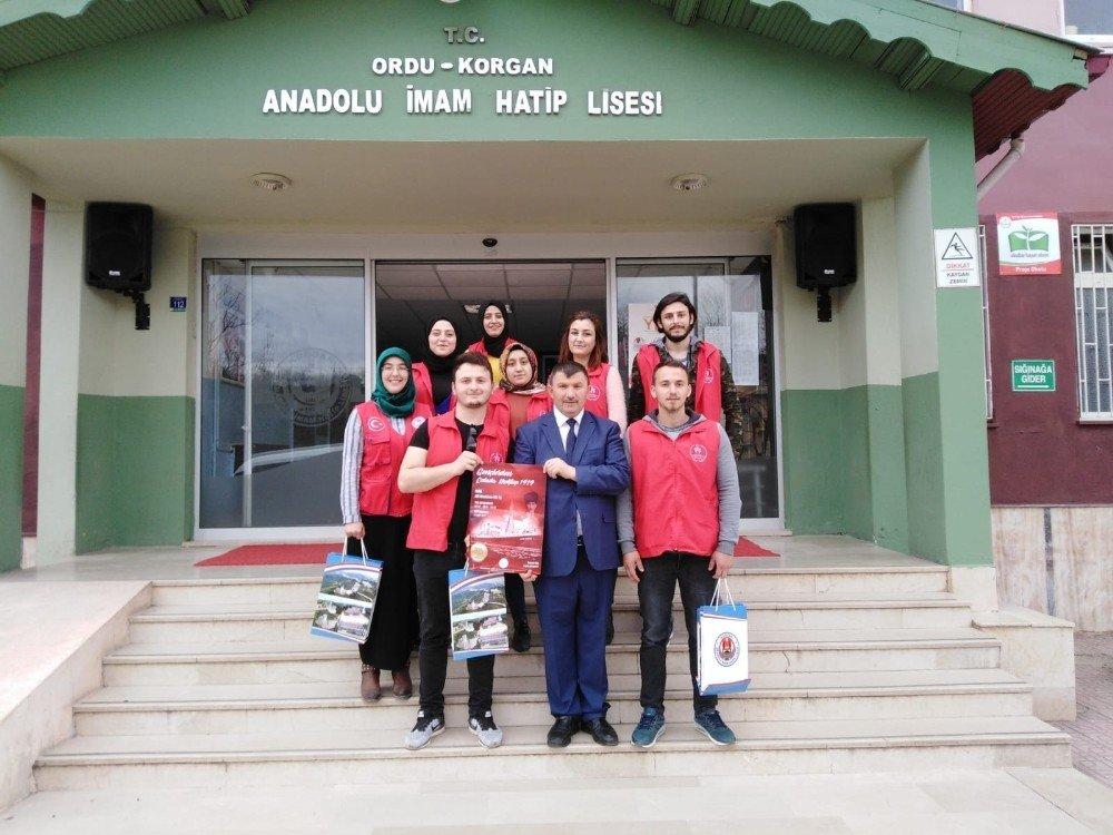 Gençlerin Yetenekleri, Kültür Yarışmaları İle Keşfediliyor