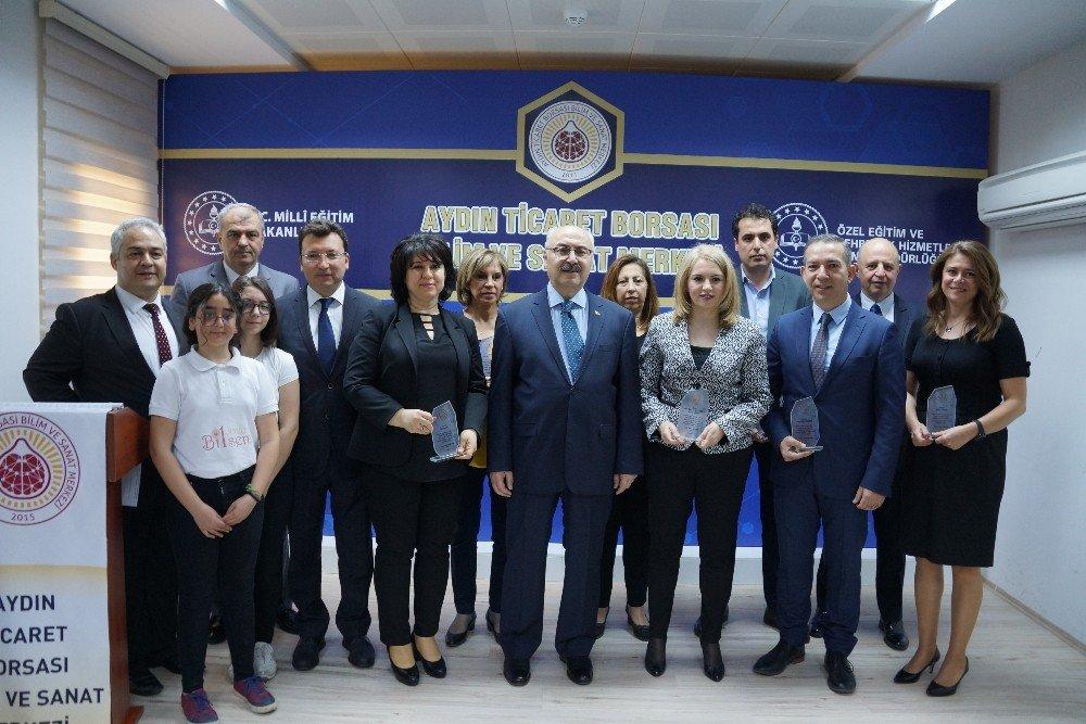 Dna Günü'nde Aydın'da Genetik Laboratuvarı Açıldı